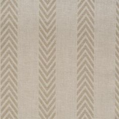 "Azure Natural color Chevron pattern in linen style | 108"" inch or 120"" inch curtains 