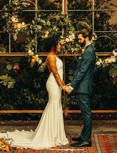 5 Tips to Design a Gorgeous + Sustainable Wedding Eco-Friendly Wedding Ideas - Boho Wedding Wedding Advice, Wedding Pics, Wedding Bells, Boho Wedding, Wedding Planning, Dream Wedding, Wedding Day, Wedding Dresses, Wedding Shoes