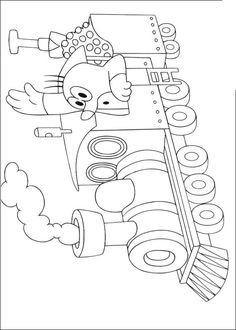 Kleurplaat trein Race Car Coloring Pages, Airplane Coloring Pages, Colouring Pages, Coloring Books, Coloring For Kids, Adult Coloring, Color Me Badd, Activities For Kids, Crafts For Kids