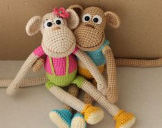 Crochet toy pattern Colorful owl PDF