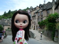 Conques - July 2011
