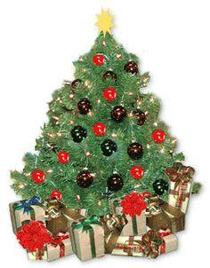 Rode en Donkere Ballen en Cadeautjes (Anim.)
