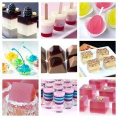 Jelly shots, tengo que aprender a hacerlos
