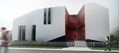 #tissellistudio office building in Cesena