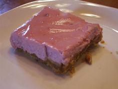 Partageons nos secrets de cuisine : Carré au yogourt trop facile