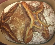 Rezept Oberpfälzer Schlosskruste von Hasi66 - Rezept der Kategorie Brot & Brötchen