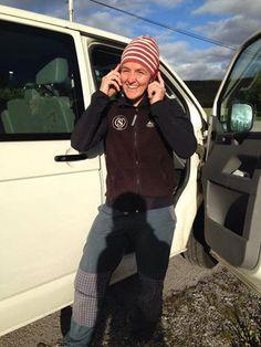 Outward Bound 2014 - Norwegen Und die Koordination aller Gruppen läuft auf Hochtouren =D