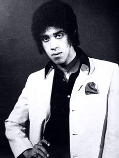PHIL LYNOTT BEFORE LIZZY