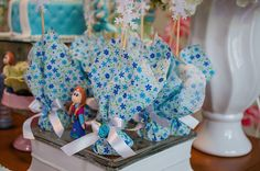 Festa infantil para meninas com oficina de scrapbooking na Freguesia.  Festa Frozen