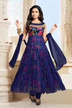 Indian Anarkali Salwar Kameez Bollywood Designer Party Wear Dress Ethnic Suit.