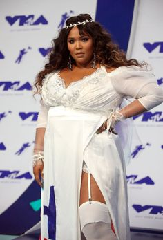 "Rapper Lizzo is style icon and a leading voice in the body positivity movement. However, she's still worried that her body type is only ""trendy"" for the time being. Click above to read why Lizzo is concerned about the future of body diversity."