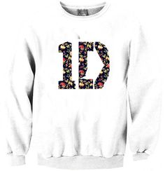 One Direction Sweater by UniLoveShop on Etsy, $35.00 birthday
