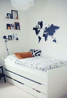 kleine zimmerdekoration ausen holzverkleidung idee, 70 besten bedroom ideeas bilder auf pinterest   bedroom decor, Innenarchitektur