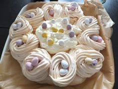 Mary berry easter meringue cake recipe