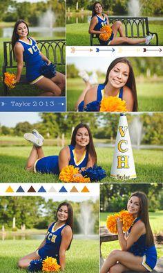 Taylor : Cheer Portraits
