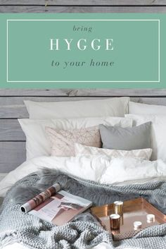 5 Ways to Bring Hygge into Your Home in 2017 – hygge bedroom Konmari, Minimalistic Lifestyle, Home Design, Design Ideas, Hygge Life, Retro Home Decor, Cozy Living, Simple Living, Cozy House