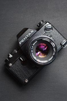 Image result for pentax LX