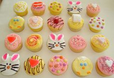 Easter Cupcakes That Are Too Cute To Eat