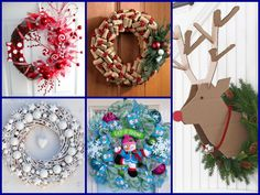 Diy Christmas Wreaths - 50 Creative Ideas! https://youtu.be/HSBpiZ9UL3c   #roomdecor #decor #diy #ideas  #decoration  #crafts #homemade #handmade #diygifts #gifts #Xmas #Christmas #Decoration  #Christmas2017 #ChristmasDecoration #ChristmasWreaths #ChristmasTree #diyIdeas #newyear
