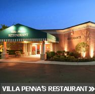 Villa Penna's Restaurant Showroom-thank you Penna's for your ongoing support of @Kids Kicking Cancer