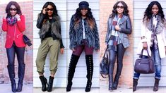 6 Fashion Looks For Any Occasion This Holiday Season