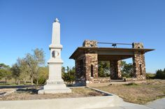 """""""The Rock""""; Pawnee Rock State Monument in Pawnee Rock, Ks. Lived in Pawnee Rock until I was around 4. My brother Shane still lives there...Cindy"""