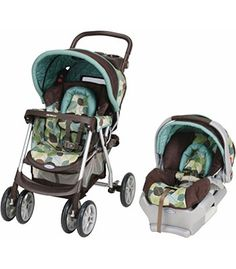 Loved our travel system. Outgrew infant carseat quickly, still use stroller.