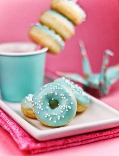 so cute... lil donuts :)