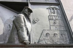 Darmstadt-Relief