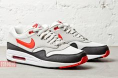 Nike Air Max 1 Essential Challenge Red/Pale Grey