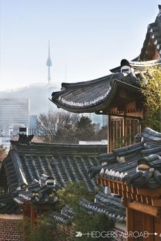 Bukchon Hanok Village // SEOUL