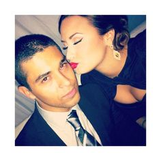#FBF to 4 1/2 years ago and yet all this time later... I still cry when I leave him for tour and I still get butterflies just thinking about him. You're magical Wilmer... I love and miss you... ❤️