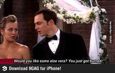 BURN Lvl: Sheldon