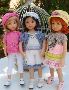 My darling dolls: Little Darling