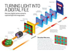Cheat Sheet Friday: how your digital camera turns light into an image