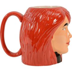 Black Widow Sculpted Mug - NW-MCMG-AVAS-BLKWDW from Superheroes Direct