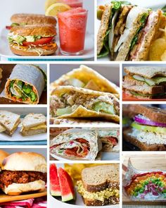 25 Back to School Sandwiches: Veggie Style by thefamilykitchen #Sandwiches #Veggie #thefamilykitchen