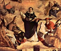thomas aquinas - Google Search High Middle Ages, Thomas Aquinas, Painting, Service, Vocabulary, Art, Google Search, Image, Art Background