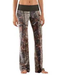 UA please make women's camo without pink on it...turkeys see color!