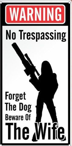 No Soliciting Or Tresping Signs