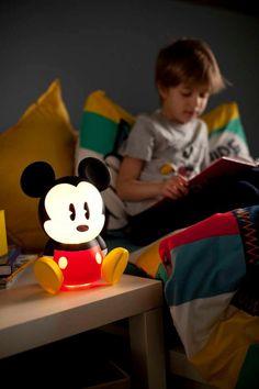 Lámpara de mesa Sleep Time Disney Mickey