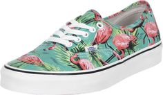 Vans Authentic chaussures turquoise rose