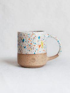 Sprinkles Mug by Willowvane // via: #designmilkeveryday