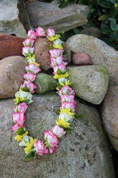 Aloha Blumenlei - ein Geschenk für einen besonderen  Menschen.