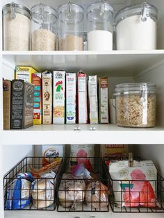 Spring Cleaning & Organizing in My Small Kitchen - simply organized