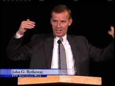 Education Week 2008 - John Bytheway - Weed Your Spirit, Grow Your Testimony