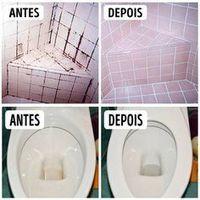 7 truques de limpeza doméstica 7 truques importantes: Não é segredo que alguns detergentes nos prejudicam mais do que nos beneficiam. Embora seja impossíve