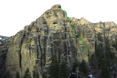 Dizzy Channel, Maple Canyon, Utah
