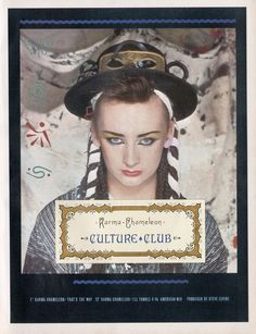 CULTURE CLUB, Karma Chameleon, 1983, - Colour By Numbers (Full Album)