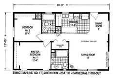 Small Modular Homes Floor Plans | Floor Plans For Double Wide Manufactured  Homes